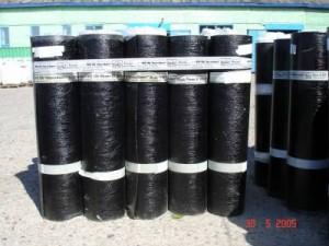 Рулонные наплавляемые материалы