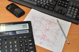 Процессе расчетов металлочерепицы