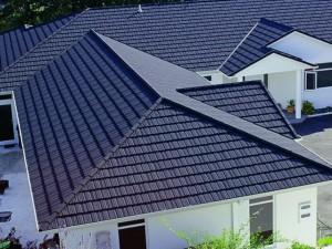 Крыша покрытая композитными материалами
