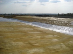 Подготовка плоской крыши к монтажу материалов