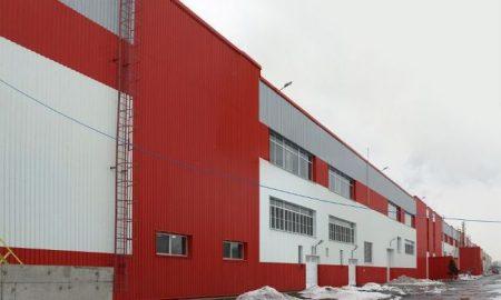 Завод по производству ондулина