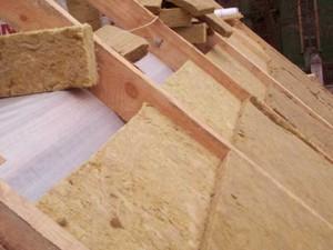 Монтаж теплоизоляционных материалов